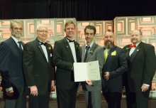 Cormier TMS awards banquet