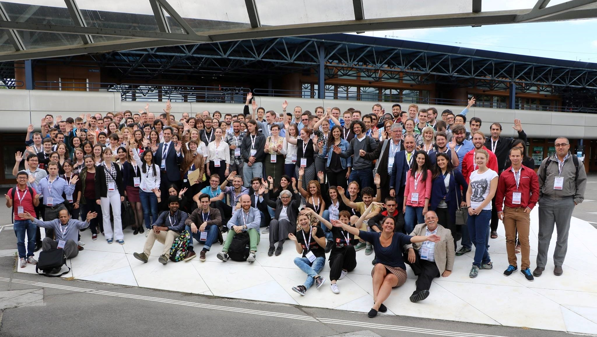 JE16 delegates